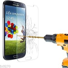 Premium Tempered Glass Screen Protector High Transparency for Samsung Galaxy S4