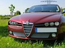TUNING für Alfa Romeo 159 Stoßstange - Alu Renngitter Grill für Frontschürze SW