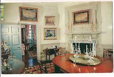 DINING ROOM George Washington's MOUNT VERNON  Virginia VA  POSTCARD Vintage