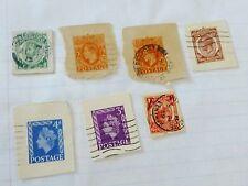 Great Britain Postcard Cuts Set