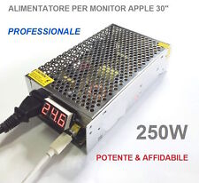 ALIMENTATORE 250 W.  sostituisce APPLE A1098  x Cinema HD Display 150W  NUOVO