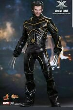 Wolverine ORIGINALI Hot Toys GIORNI DI UN FUTURO PASSATO TESTA SCOLPIRE usato ma come nuovo