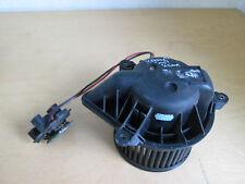 Motor del ventilador con Resistencia protectora Calentar El Aire Renault Megane