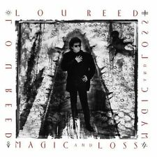 *NEW* CD Album  Lou Reed - Magic And Loss  (Mini LP Style Card Case)