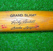 "1980s Kirby Puckett Baseball Bat 30"" Lousiville Slugger Minesotta Twins 225Ll"