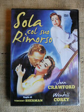 Sola col suo rimorso - Joan Crawford e Wendell Corey - DVD