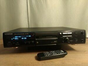 Kenwood DMF-3020,Mini Disc Player/Recorder,FB, ATRAC-4.5-1MB,20-Bit,Sound-Sync