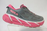 HOKA ONE ONE Clifton Grey Sz 7 M Women Running Shoes