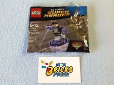Lego Super Heroes Polybag 30604 Cosmic Boy New/Sealed/Retired/Hard to Find