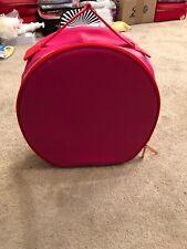 Lancome Pink & Red Vanity Case / Travel Bag – Brand New