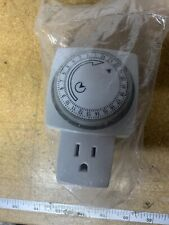 Brand New Never Opened 24 hours Aquarium Light timer. Look!