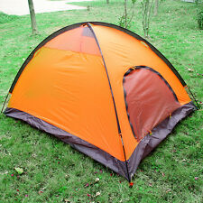 2 Man Doub Skin Tent Berth Quickpitch Ligweig Camping Hiking Waterproof UK AG
