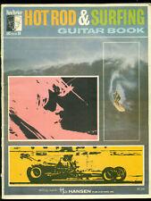 GARY USHER Brian Wilson Hot Rod Surfing Guitar songbook music book The Hondells