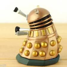 Doctor Who Figure Gold Small Dalek Bronze Dalek Time Squad New