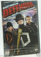 Defendor DVD Region 2 NEW SEALED Woody Harrelson