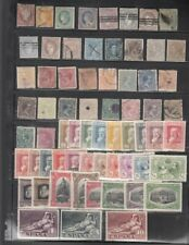 oldhal-Spain-Lot of Classic to the 1930s-  MInt/Used Lot