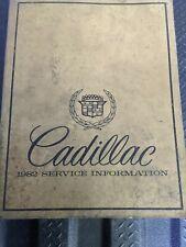 1982 Cadillac Service Shop Manual