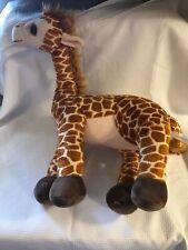 "Toys R Us Geoffrey The Giraffe 22"" Tall Stuffed Animal Plush Toy Excellent"