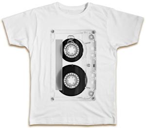 Cassette Reto Vintage T-Shirt Cool Swag 60s 70s 80s Vintage Music Top Gift