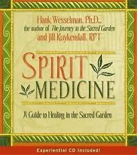 (Good)-Spirit Medicine: Healing In The Sacred Realms (Hardcover)-Wesselman, Hank