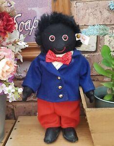 Steiff bears limited edition Black Doll