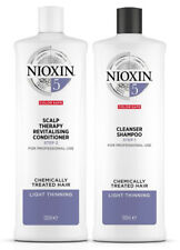 Nioxin System 5 Duo Set 33.8oz / 1L  - NEW