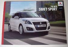 . SUZUKI SWIFT. SUZUKI SWIFT SPORT. DICEMBRE 2011 BROCHURE DI VENDITA