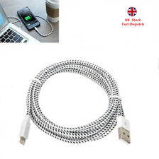 2M Strong Braided Lightning Fast Charger Sync Data Cable for iPhone 5/6/7/8/X/XS