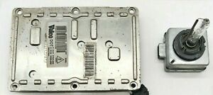 OEM 03-05 Audi A4 S4 Xenon HID Ballast & D1S Bulb Kit Control Unit Computer ECU