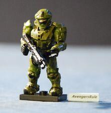 Halo Mega Bloks Series 9 UNSC Green Recon Spartan