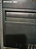 Dell Optiplex 980 - Intel i7 @ 2.80 GHz, 8 GB RAM, 2TB HDD, Windows 10 Pro