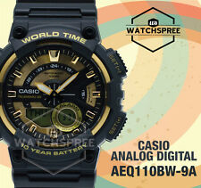Casio Standard Analog Digital Watch AEQ110BW-9A