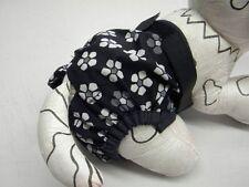 culotte chienne chaleur confort ventre 24/32cm noir gris blanc creation toutou