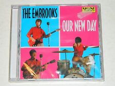 THE EMBROOKS - Our New Day / Voxx Records USA  /  CD (New Sealed))
