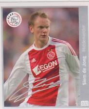AH 2010-2011 Panini Like sticker 032 Ajax Amsterdam Siem de Jong