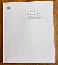 iMac G5 User's Manual
