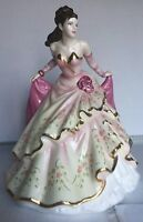 "Royal Doulton Pretty Ladies ""Grace"" Figure of the Year 2009, NIB With COA"