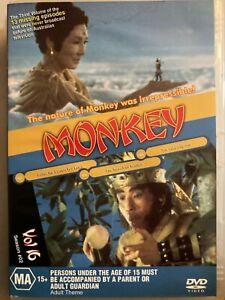 MONKEY - Volume 16 DVD 1980 Season 02 Sixteen All Region 0621