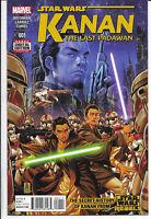 star wars kanan #1 1st sabin ezra hera marvel comics high grade mandalorian