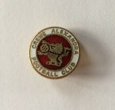 More details for rare old crewe alexandra pin badge