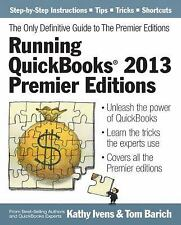Running QuickBooks® 2013 Premier Editions: The Only Definitive Guide-ExLibrary