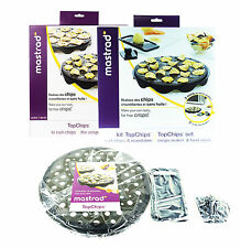 MASTRAD TOPCHIPS Chips-Maker-2er-Set inkl. Reibe, 4559002911D82