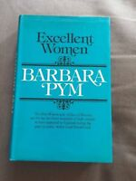"1978 ""EXCELLENT WOMEN"" BARBARA PYM FICTION HARDBACK BOOK"