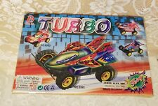 HuaDa Turbo King No.889D Hyper-8  Toy Car NIP !