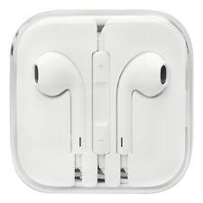Genuine Apple écouteurs Casque Pour iPhone 5 S, 5 C, 6, 6 S Earpods/Mic-MD827