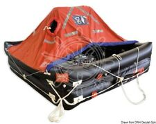 OSCULATI Deep-Sea Liferaft A Pack Flat 6 Seats 74x37x49 cm