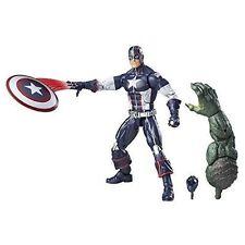 Marvel Legends Captain America: Civil War Wave 3 Set of 6 with Build A Figure