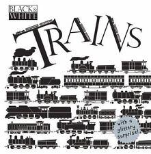 Black & White: Trains, Stewart, David, Good Book