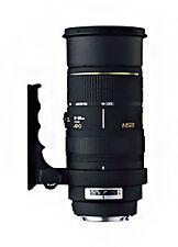Markenlose Kamera-Objektive für Sigma
