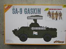 Cyber Hobby 1/35 Scale 9138 SA-9 GASKIN Kit No. 9138 w/ free rifle troops
